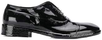 Maison Margiela rubber-dipped oxford shoes
