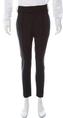 Ann Demeulemeester Cropped Wool Pants