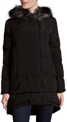 Derek Lam 10 Crosby Relaxed Trim Parka