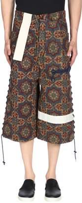 Craig Green 3/4-length shorts