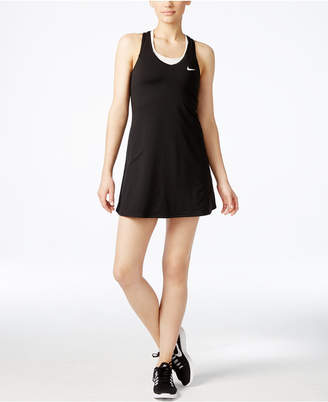 Nike Court Racerback Pure Tennis Dress