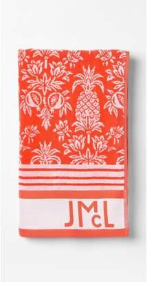J.Mclaughlin Beach Towel in Pineapple Palms
