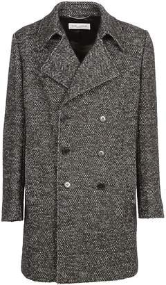 Saint Laurent Caban Coat