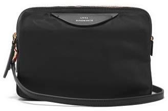 Anya Hindmarch Triple Stack Cross Body Bag - Womens - Black Multi