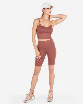 Express One Eleven Supersoft Cropped Cami