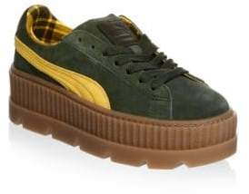 Puma Cleated Creeper Suede Sneakers
