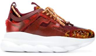 Versace DSU7071DTV3G D1H ROUGE Furs & Skins->Calf Leather