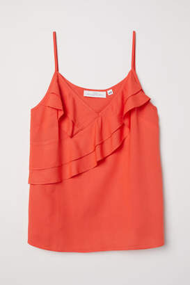 H&M Sleeveless Top - Red