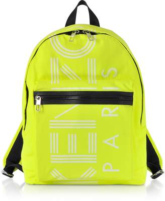 c39a003005 Kenzo Citron Nylon Large Sport Backpack
