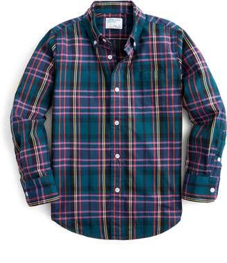 J.Crew crewcuts by Signature Plaid Shirt