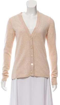 Magaschoni Button-Up Cashmere Cardigan