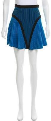 Ohne Titel Jacquard Mini Skirt