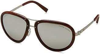 Ralph Lauren Metal Unisex Aviator Sunglasses