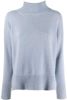 Peserico turtleneck fine knit sweater