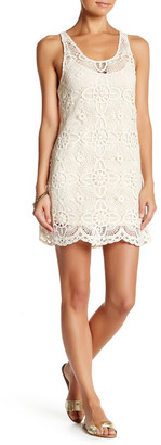 L*Space Lucy Sleeveless Crochet Dress $167 thestylecure.com