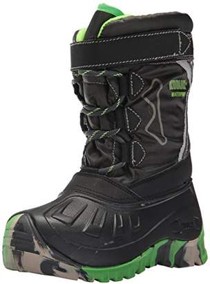 Kodiak Boys' Gordy Snow Boot