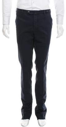 Pt01 Flat Front Chino Pants