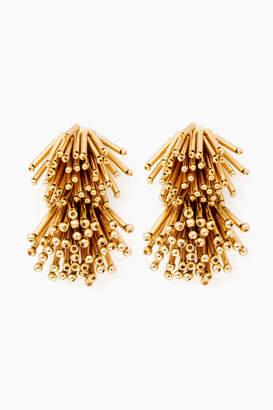 Americana Gold Fireworks Earrings