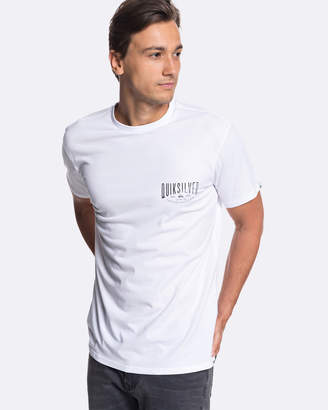 Quiksilver Mens Doing Fine T Shirt