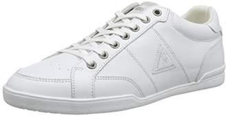 Le Coq Sportif Men's Henry Low Low-Top Sneakers White Size:
