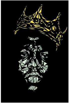 Art.com Notorious Big Art Print By Cristian Mielu - 41x61 cm