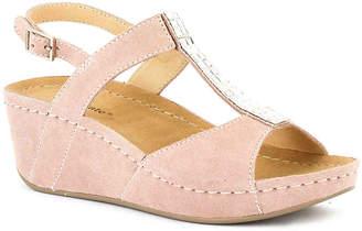 David Tate Bunny Wedge Sandal - Women's