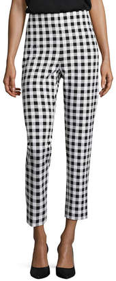 Liz Claiborne Slim Fit Ankle Pants - Tall Inseam 30