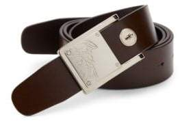 Versace Leather Belt