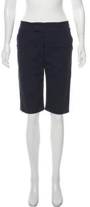 Marni Tailored Mid-Rise Shorts