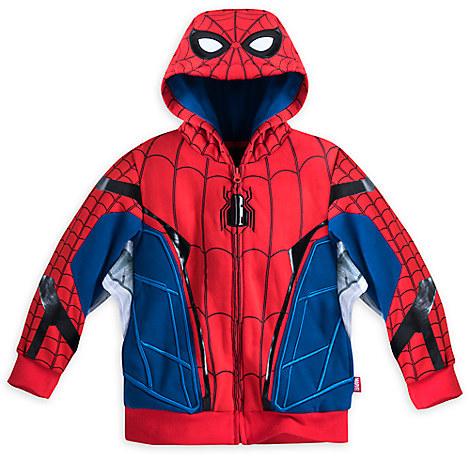 Spider-Man Costume Jacket for Boys