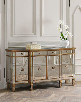 Ordinaire ... Horchow · Amelie Mirrored Buffet