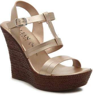 Italian Shoemakers Sammy Wedge Sandal - Women's