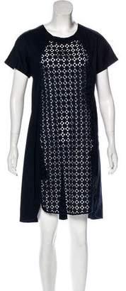 O'2nd Knee-Length Short Sleeve Dress