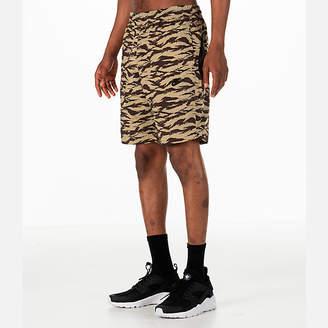Nike Men's Sportswear Vaporwave Swoosh Woven Shorts