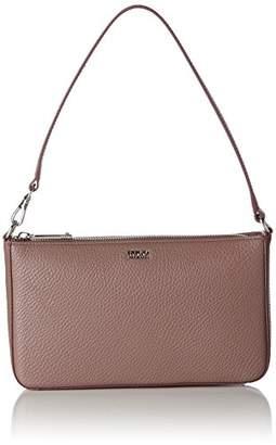 HUGO Nycla-r 10195833 01, Women's Shoulder Bag, Braun (Open Brown)