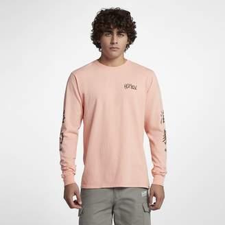 Hurley Heavy Kitty Summer Men's Long Sleeve T-Shirt