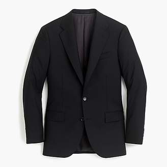 J.Crew Ludlow Slim-fit wide-lapel suit jacket in Italian wool