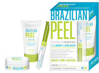 Nordstrom Brazilian Peel 30-Day 'Antidote to Aging' System Exclusive) ($146 Value)