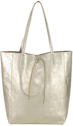 Brix And Bailey Shopper Tote Handbag in Soft Italian Leather- 4 colours