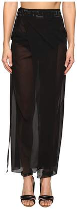 Versace Pareo w/ Slit Women's Clothing
