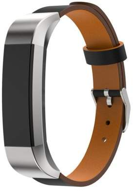 Fitbit Mosunx Replacement Genuine Leather Band Strap Bracelet For Alta Tracker