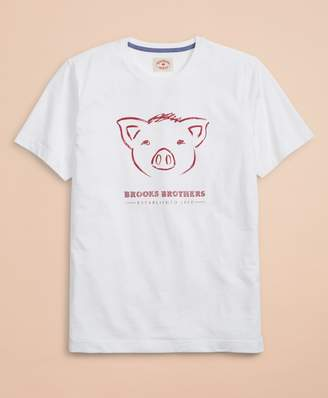 Brooks Brothers Year of the Pig T-Shirt