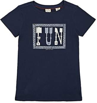 "Scotch R'Belle KIDS' ""FUN"" COTTON JERSEY T-SHIRT"
