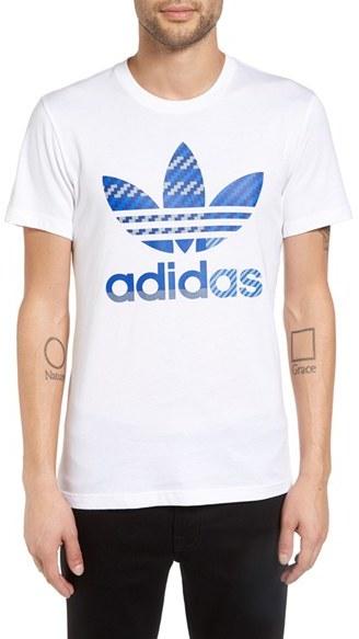Men's Adidas Originals Essentials Trefoil Graphic T-Shirt