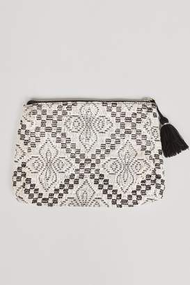 Amuse Society Jacquard Woven Pouch