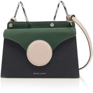 Lente Danse Navy Leather 'Mini Phoebe' Bag
