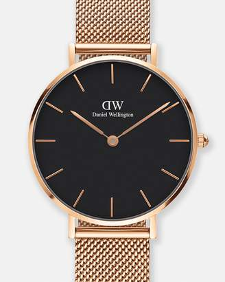 Daniel Wellington Classic Petite Melrose Watch 32mm