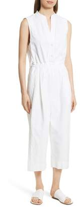 Vince Split Back Jumpsuit