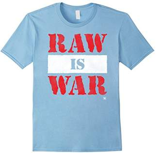 WWE Attitude RAW Is WAR Graphic T-Shirt