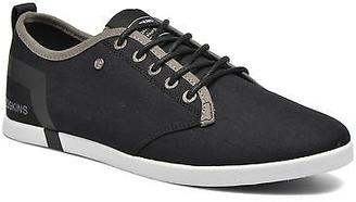 Men's Zigor Low rise Trainers in Black